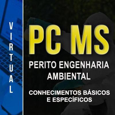 [Virtual - PC/MS - Engenharia Ambiental - Conhecimentos básicos e Específicos]