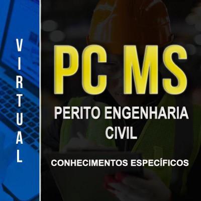 [Virtual PC MS - Engenharia Civil - Conhecimentos Específicos]