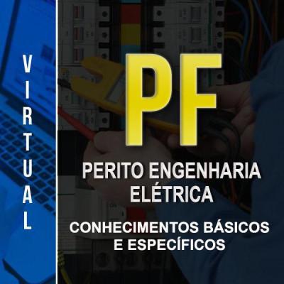 [Virtual - Polícia Federal - Engenharia Elétrica - Completo]