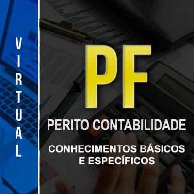 [Virtual - Polícia Federal - Contabilidade - Completo]