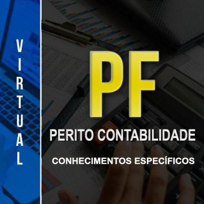 [Virtual - Polícia Federal - Contabilidade - Especifico]