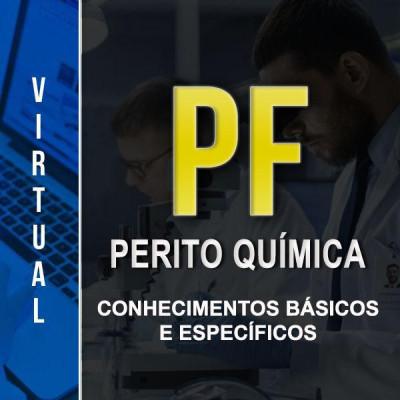 [Virtual - Polícia Federal - Química - Completo]