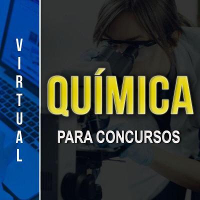 [Virtual - Química para Concursos]