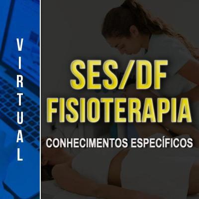 [Virtual - SES/DF - Fisioterapia - Específico]