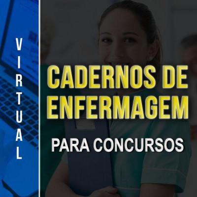 [Virtual - Cadernos de Enfermagem - Para Concursos]