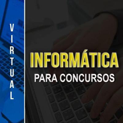 [Virtual - Informática - para Concursos ]